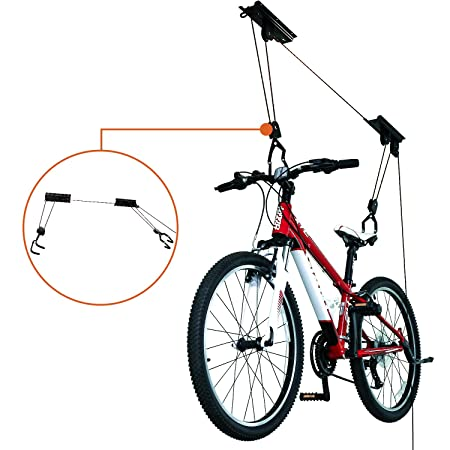 Wallmaster Soporte de Techo para Bicicleta, Soporte de ...