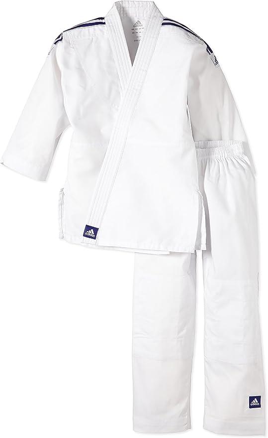adidas Kimono ADIJ180, Pantalon élastique, sans Ceinture