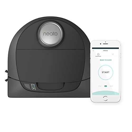 Neato Botvac D5 Connected Navigating Robot Vacuum - Pet & Allergy