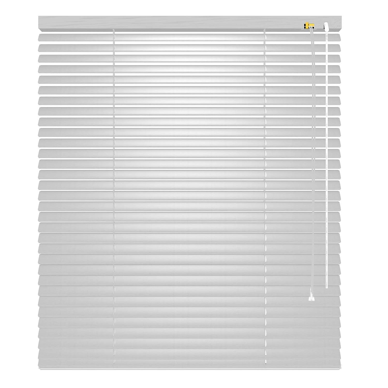 Deko-raumshop Alu Jalousie Aluminium Lamellen Rollo Rollo Rollo Tür Fensterjalousie Silber Breite 40 bis 240 cm - Länge 130 cm 160 cm 220 cm Jalousette (240 x 160 cm) 9db468