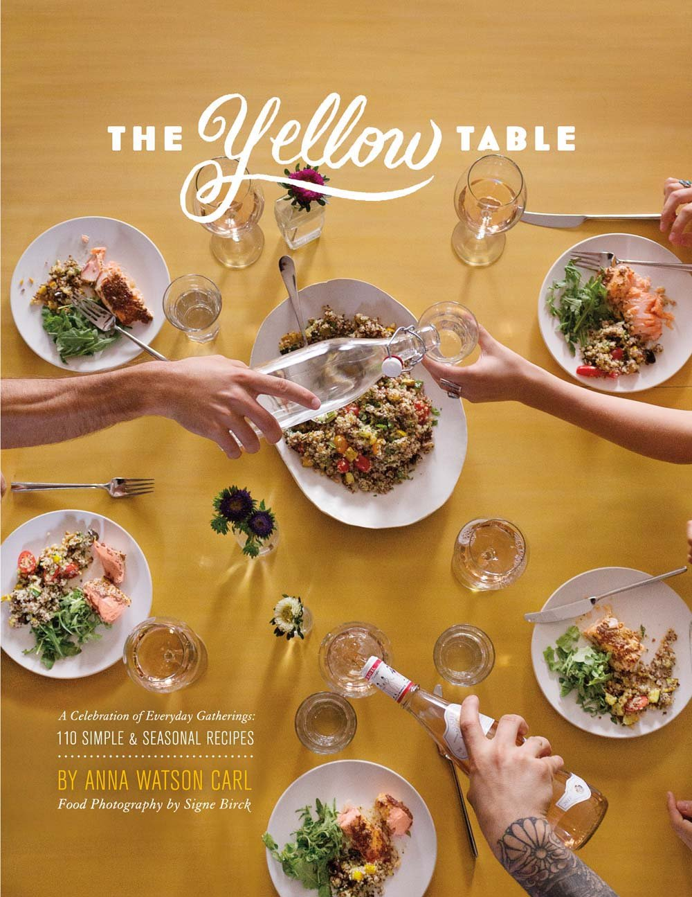 Yellow Table Celebration Everyday Gatherings