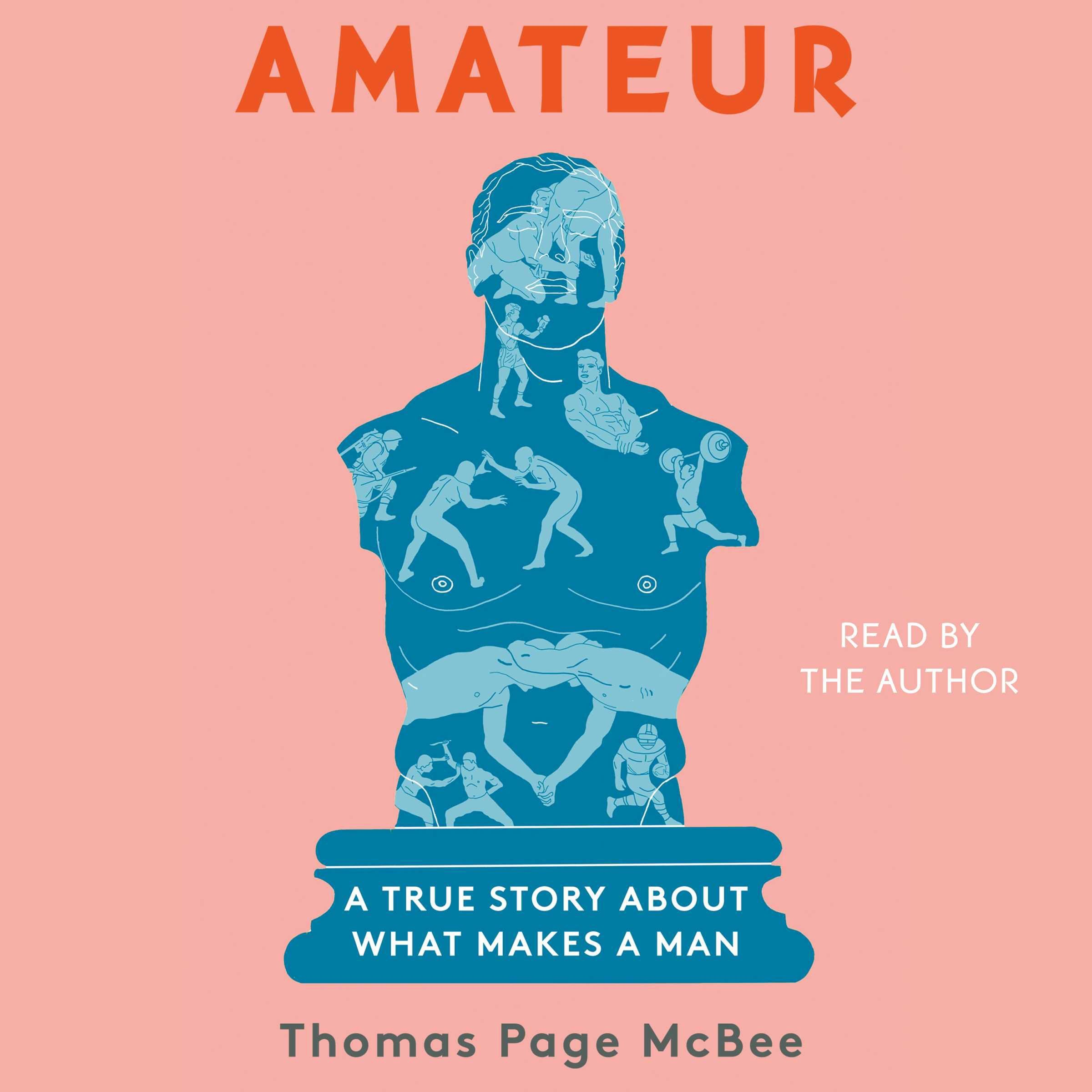 Amateur by Simon & Schuster Audio (Image #1)