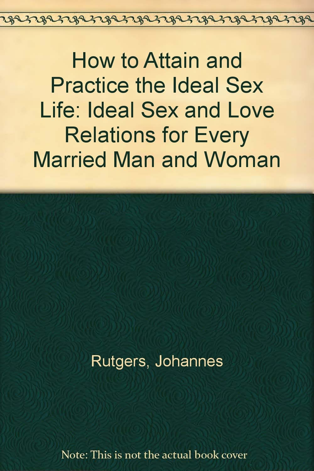 married man sex life