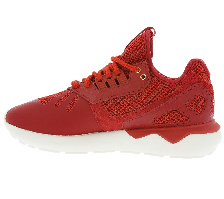 Adidas Originals Tubular Runner CNY Schuhe Sneaker Sneaker Sneaker Turnschuhe Rot AQ2549, Größenauswahl:43 1/3  - c1b89b