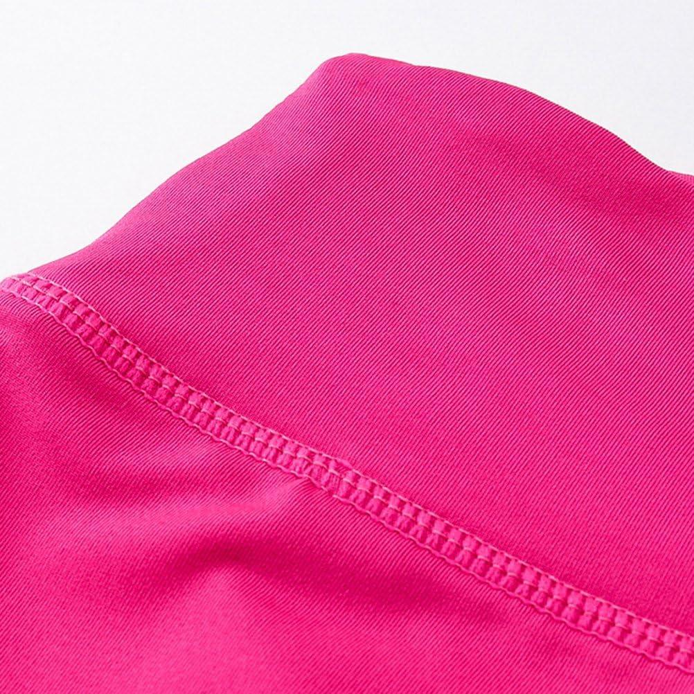 Zhuhaitf Women Elasticity Yoga Pants Sport Fitness Quick-dry Compression Leggings