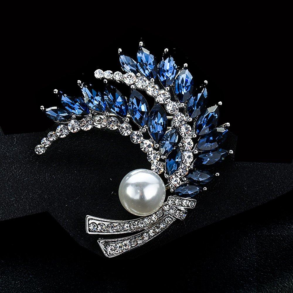 TIANLU La vida moderna ropa con joyería de moda creativa Sui Mak Pearl  Crystal elegante ropa 6498a81f6fd