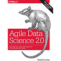 Agile Data Science, 2.0: Building Full-Stack Data Analytics Applications with Spark