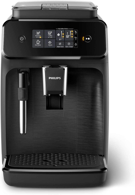 Philips Cafeteras Espresso Completamente automáticas EP1220/00 ...