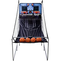 Saturnpower Shot Creator Indoor Basketball Arcade Game Foldable Electronic Double Shootout Sport Game Official Home Dual…