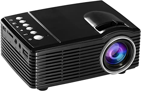 owlenz Mini Toy Projector LCD LED Vídeo proyector SD30 Pico 30 ...