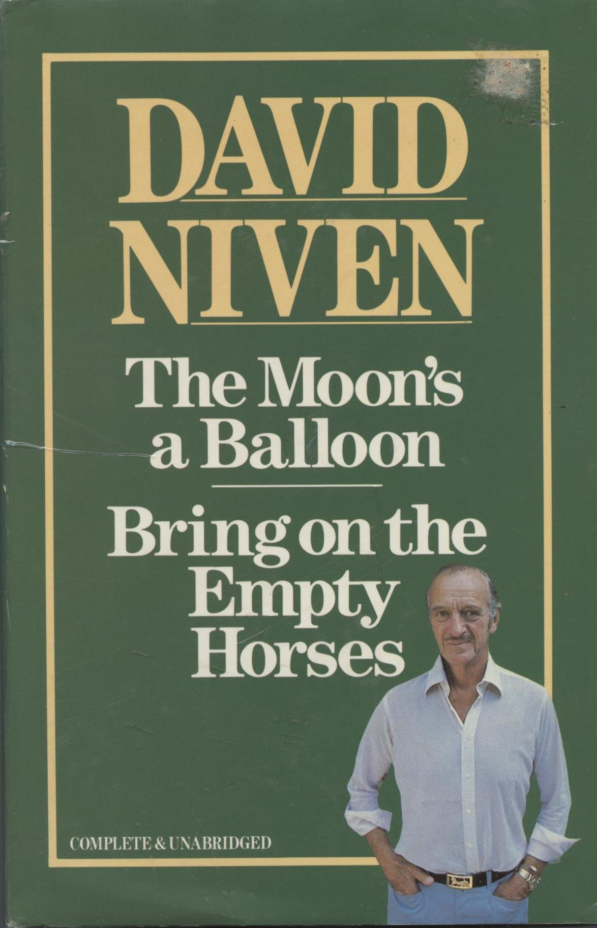 Image result for The moon's a balloon amazon