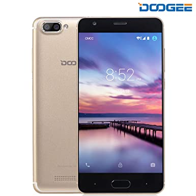 Mobile Phones Unlocked, DOOGEE X20 Dual SIM Free Smartphones, 3G