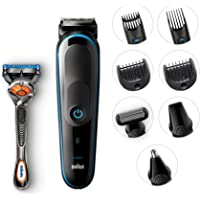 Braun 9-in-1 All-In-One Trimmer MGK5080 Beard Trimmer & Hair Clipper