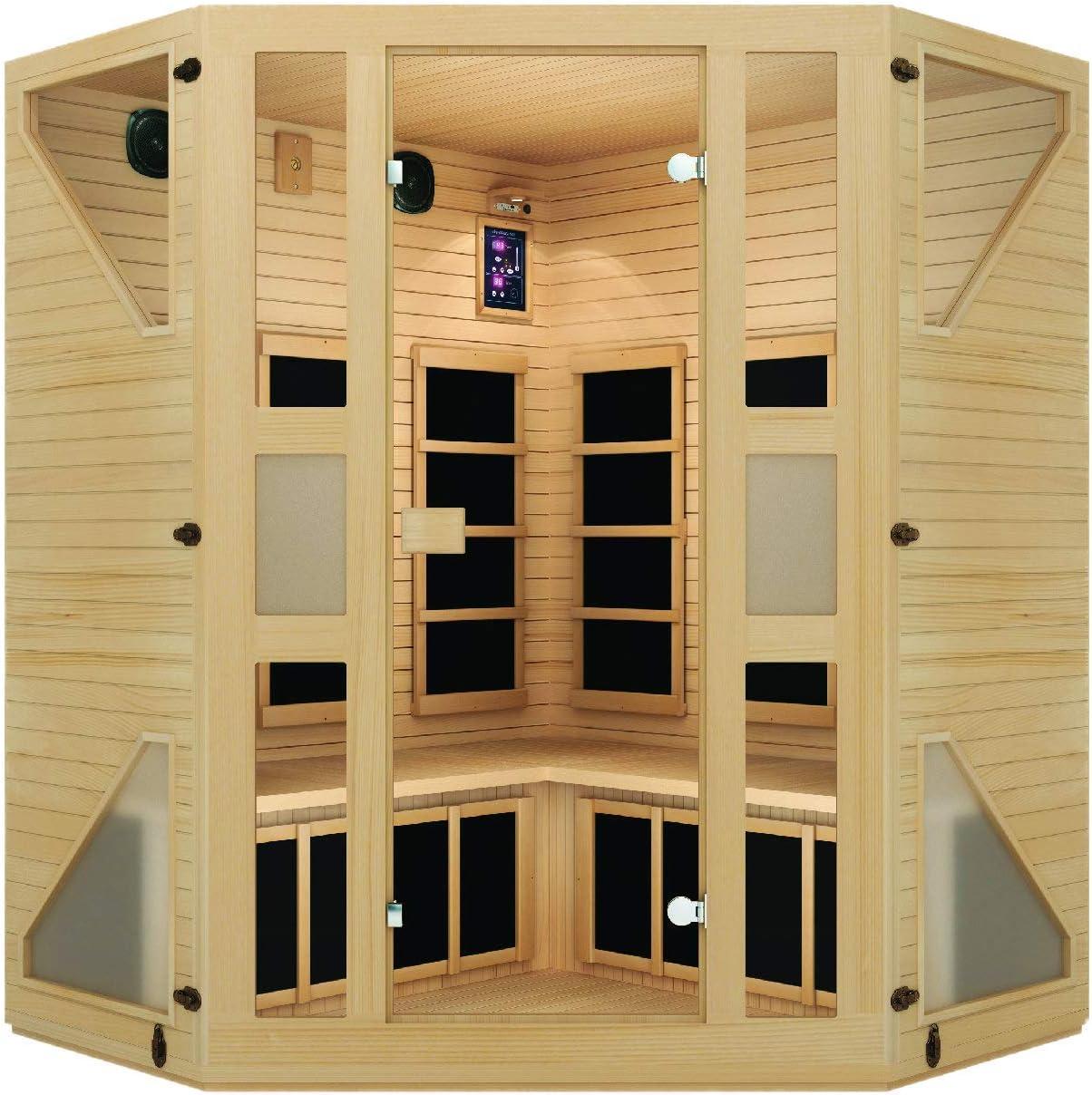 JNH Lifestyles NE4CHB1 Ensi Infrared Sauna