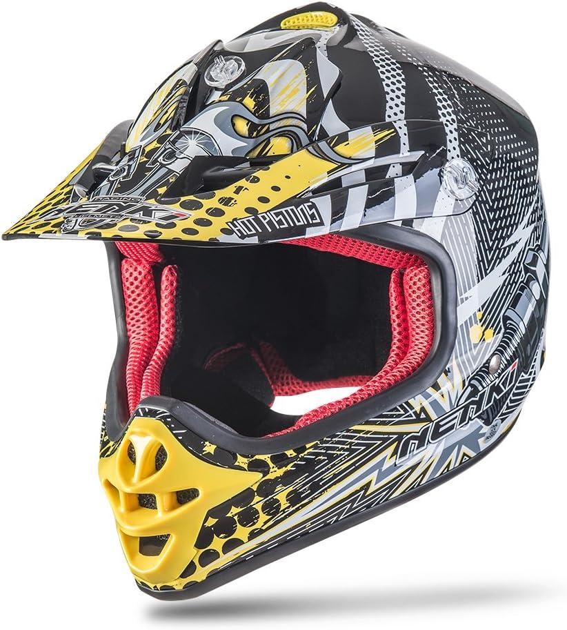 Mejor casco motocross niño