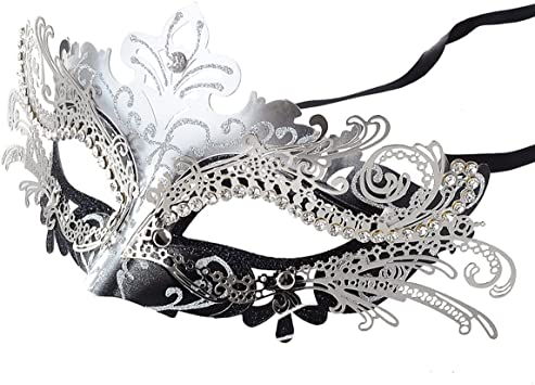 Women Eye Mask Party Masks For Masquerade Halloween Costumes Carnival Ma TOs
