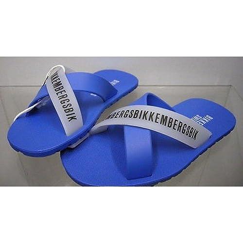 Nino nino zapatillas mar zapatillas BIKKEMBERGS a. SA68 W70 t. 32 Col. 3300 azul: Amazon.es: Zapatos y complementos