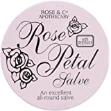 Rose And Co Rose Petal Salve Excellent All Round Beauty Salve With Beeswax 20g