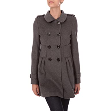 Manteau gris morgan