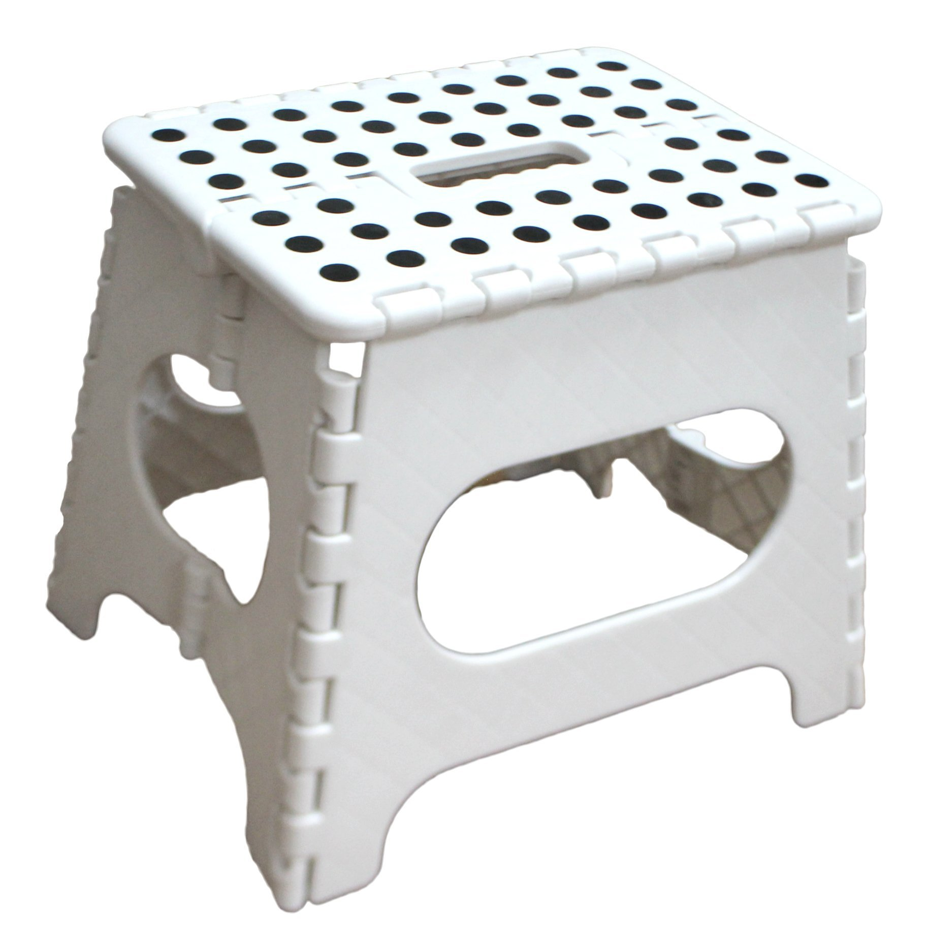 Galleon Jeronic 11 Inch Folding Step Stool Holds Up To