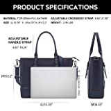 Laptop Bag,15.6 Inch Laptop Tote Bag Professional
