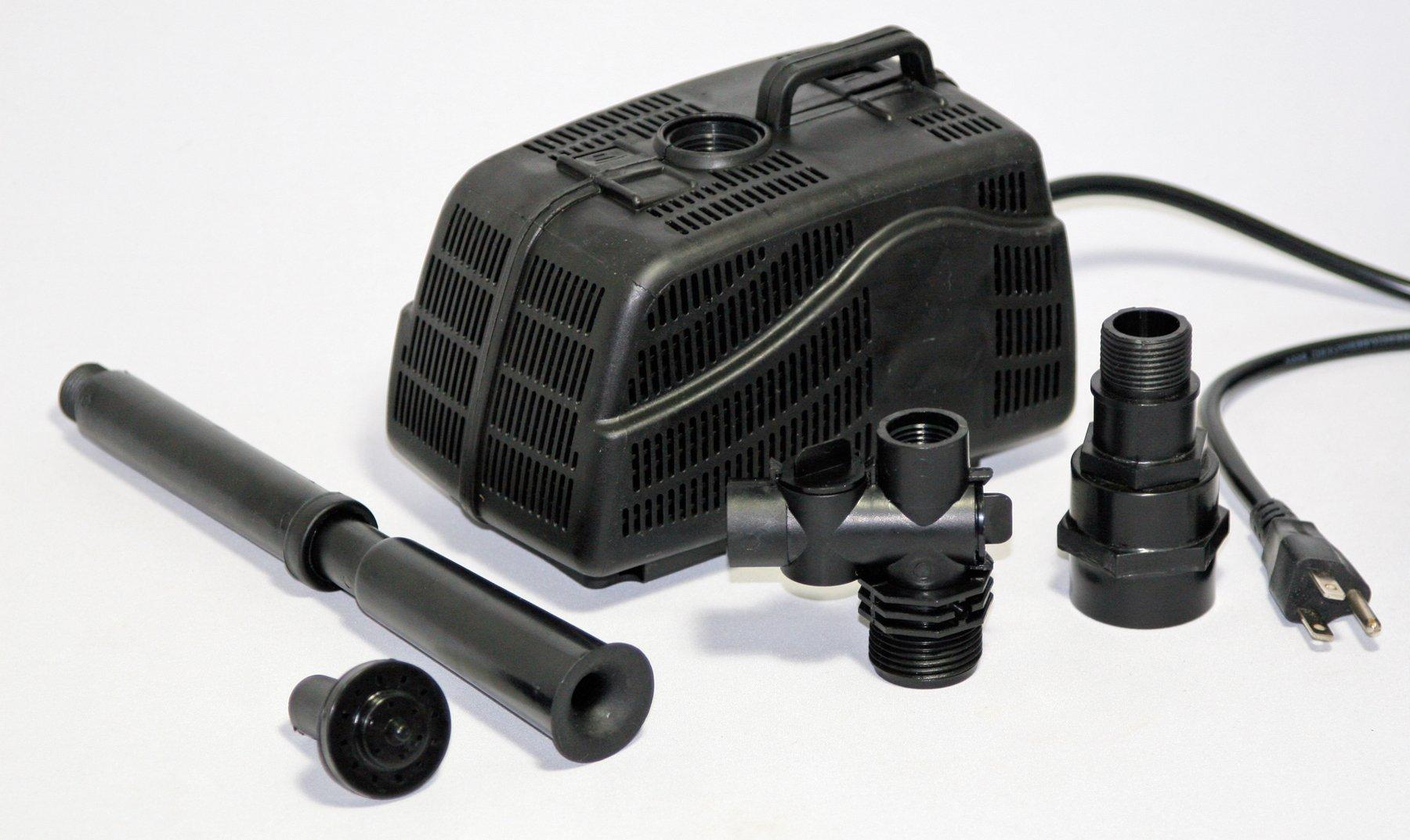 Koolscapes 530 GPH Pond Pump Kits