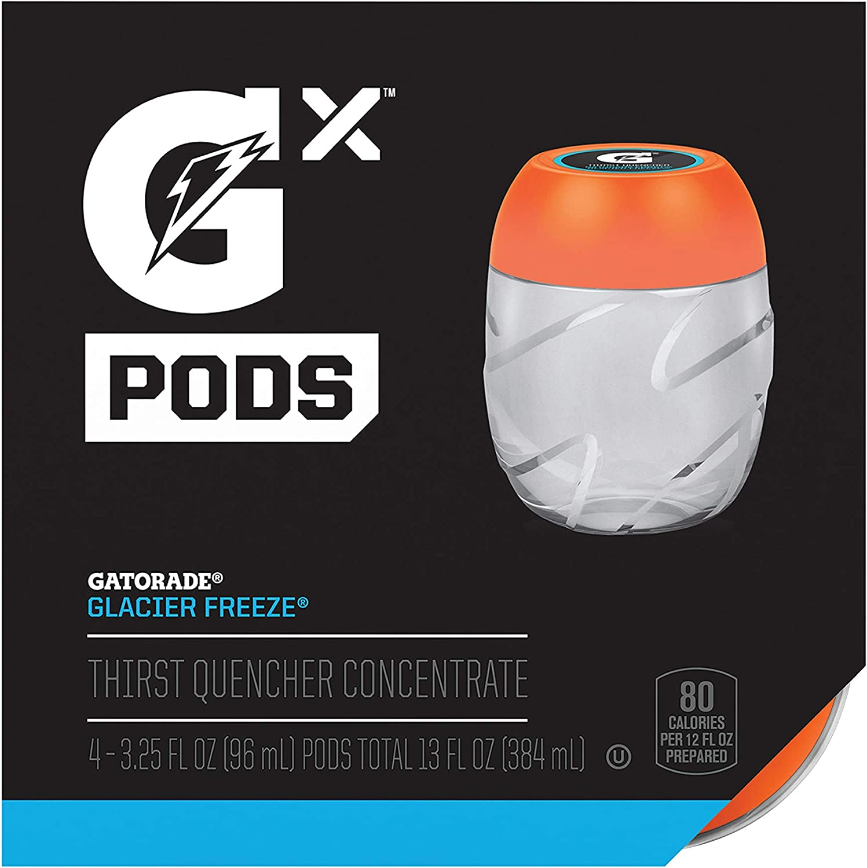 Gatorade GX Pods