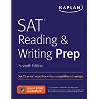 Kaplan SAT Reading & Writing Practice