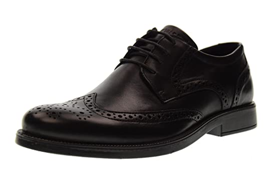 88830/00 Black String Man Shoes