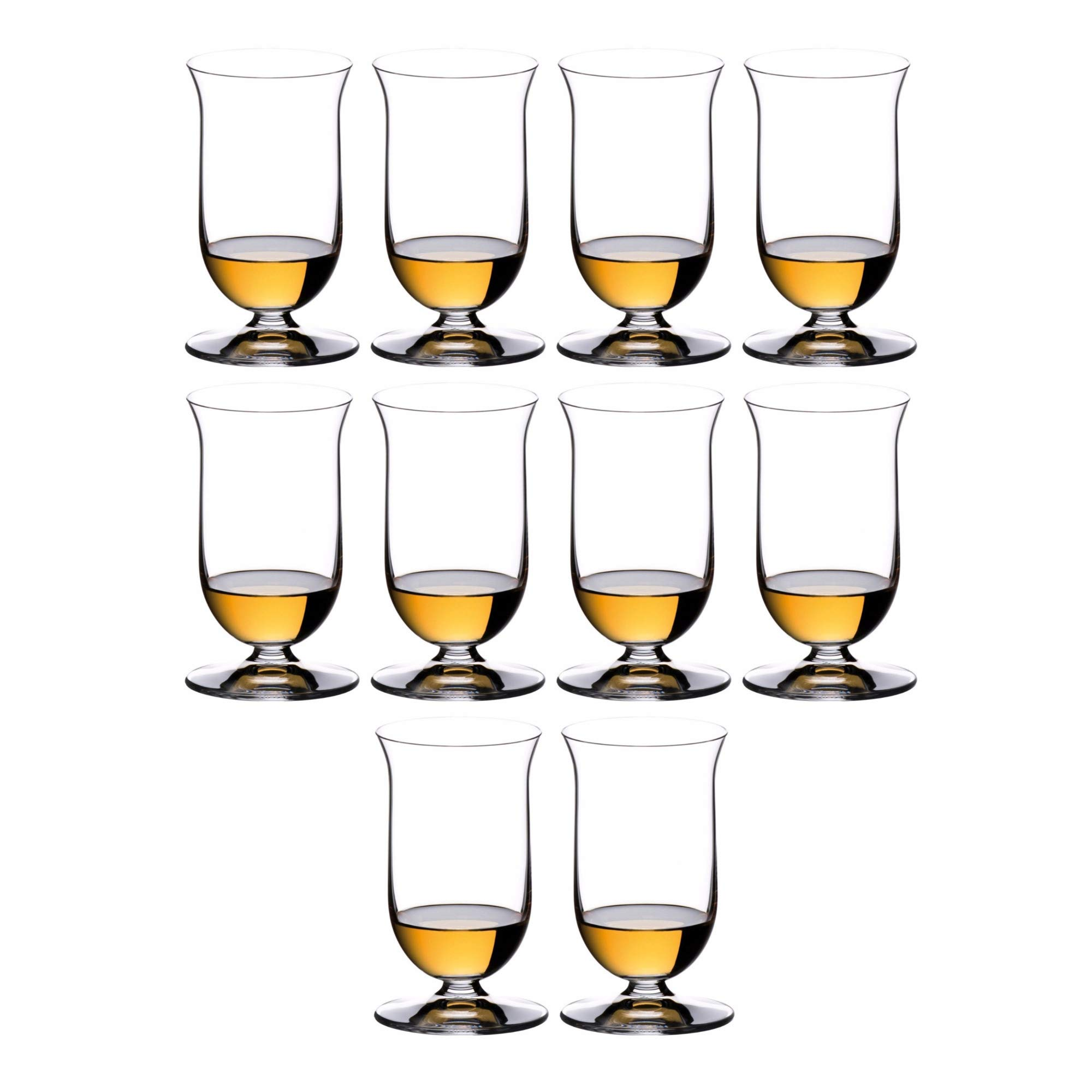 Riedel 6416/80 VINUM Whisky Glass, Set of 10