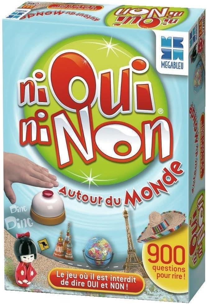 Megableu 678014 Ni Oui Ni Non - Juego de Mesa (en francés): Amazon.es: Juguetes y juegos