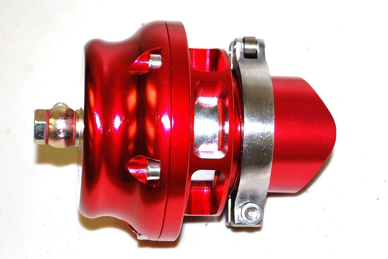 Emusa 50MM TurboBlowOff Valve BOV Red