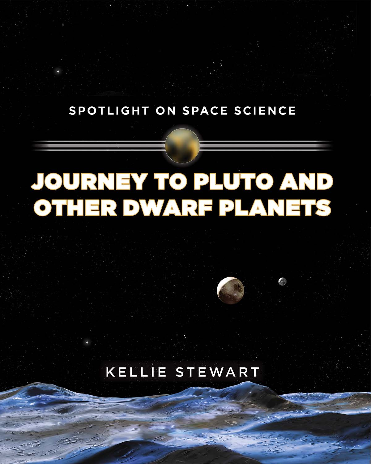 Journey to Pluto and Other Dwarf Planets (Spotlight on Space Science) pdf