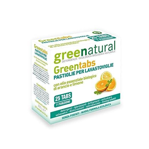greentabs Pastillas Lavavajillas: Amazon.es: Hogar