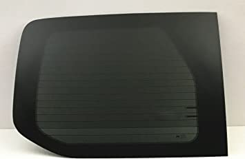 "Fits 2015-2018 Ford Transit 83.2/"" Van Passenger Right Back Window Glass Rear"