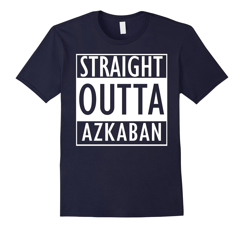 Straight Outta Azkaban T-Shirt-BN