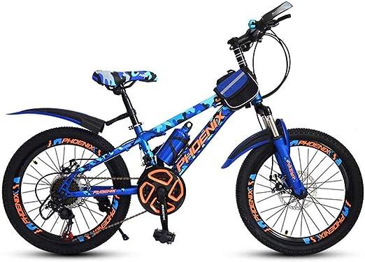 HongLianRiven BMX Niño montaña de la Bicicleta, Bici de la Ciudad ...