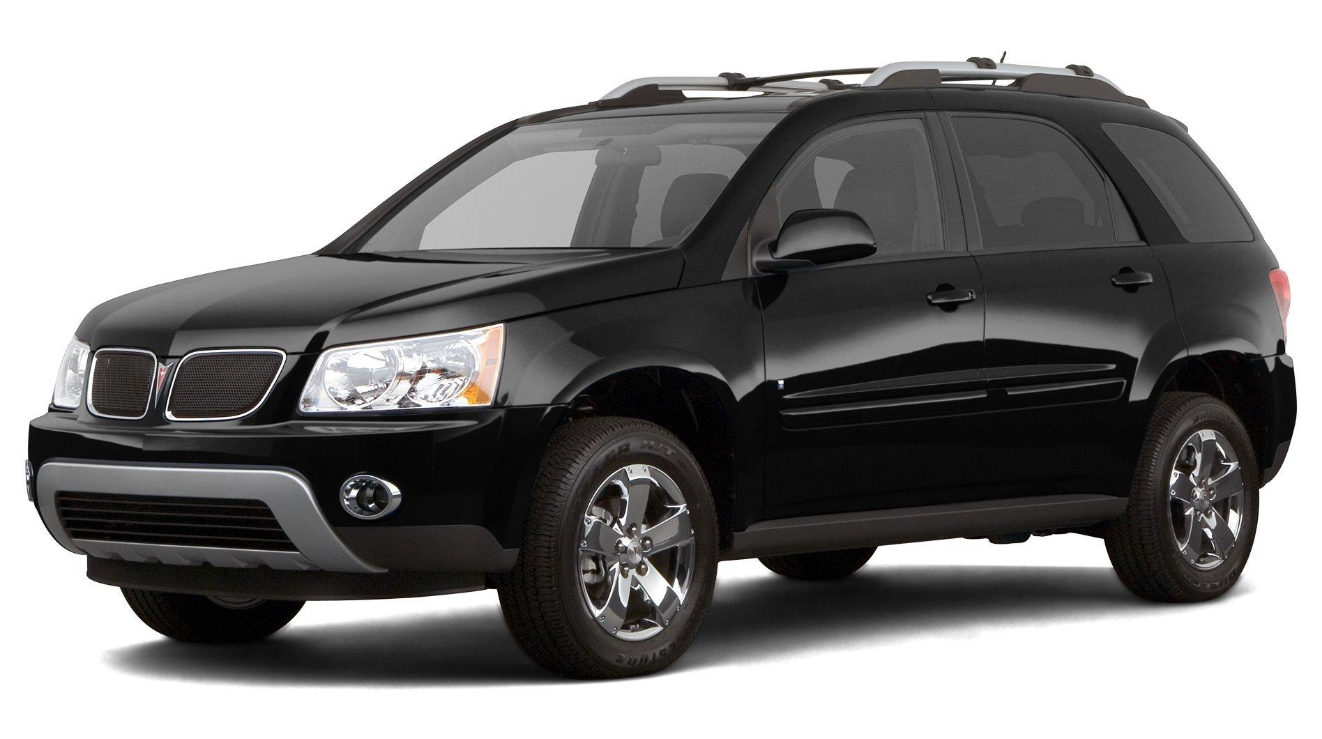 ... 2007 Pontiac Torrent, All Wheel Drive 4-Door ...