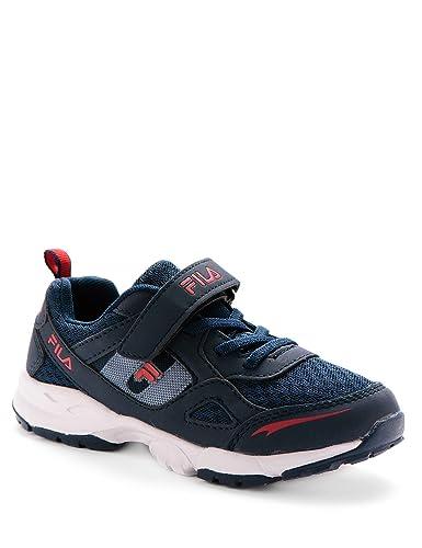 2ebece50a4d1 Fila Memory Dynamo 2 Kids Footwear Blue in Size UK 10.5 Little Kid