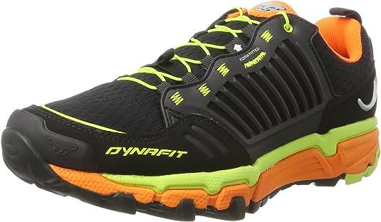 Dynafit Ms Feline Ultra, Zapatillas de Running para Asfalto para Hombre, Negro (Black/Fluo Yellow), 48.5 EU: Amazon.es: Zapatos y complementos
