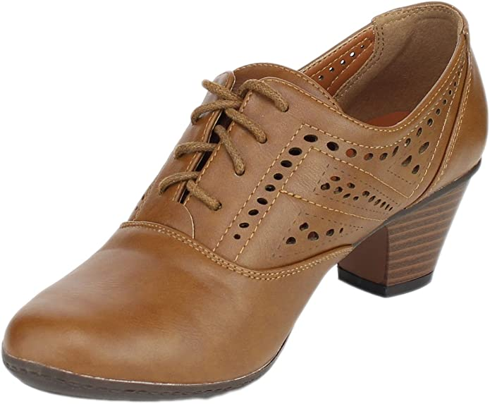 Vintage Style Shoes, Vintage Inspired Shoes Refresh Womens London-01 £38.82 AT vintagedancer.com