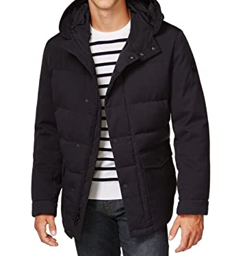 0a3f07a16 Michael Kors Mens Full Zip Quilted Jacket at Amazon Men's Clothing ...