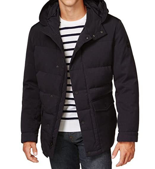 michael kors mens big tall winter down parka coat at amazon men s rh amazon com
