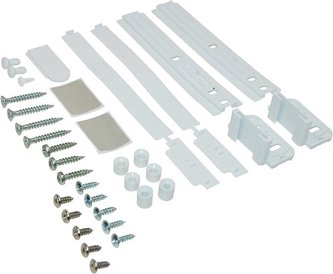 Kit Ikea Refrigerateur Congelateur Decor Porte Curseur Amazon Fr Gros Electromenager