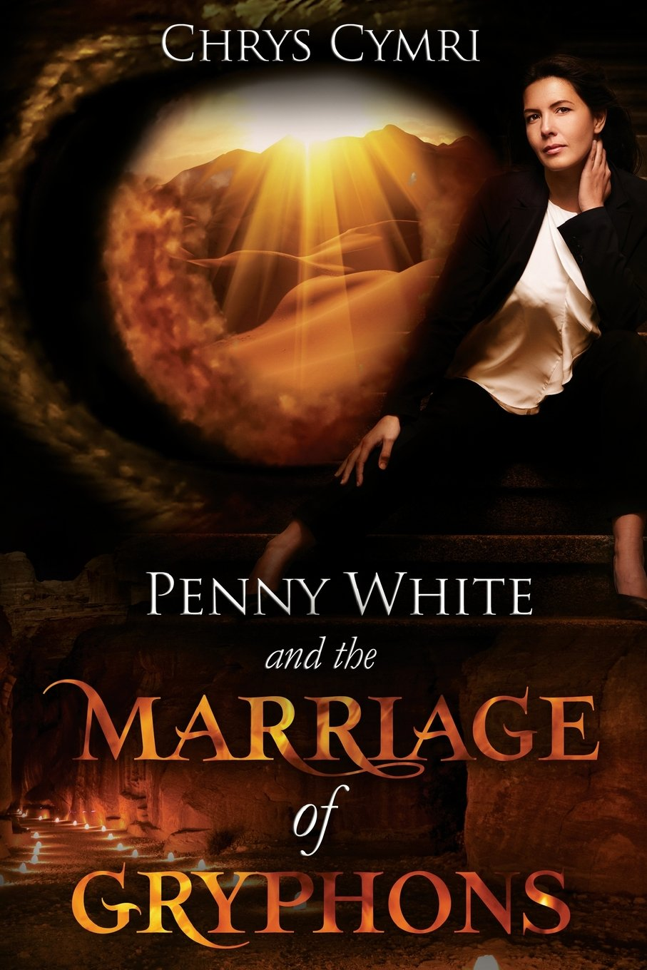 the marriage of gryphons penny white volume 3 chrys cymri