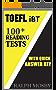 TOEFL: 2018 (English Edition)