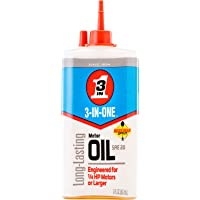 3-IN-ONE Motor Oil, 3 OZ