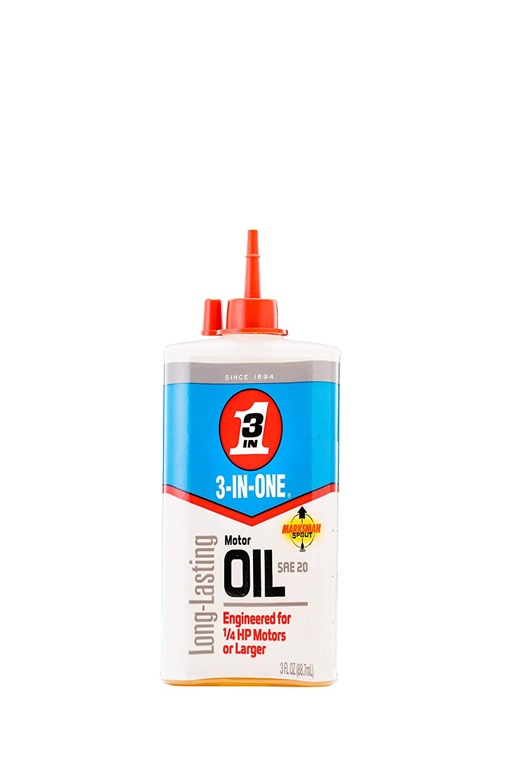 3-IN-ONE Motor Oil, 3 OZ