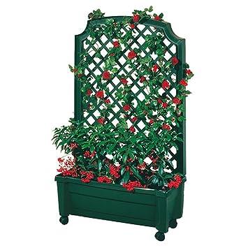Amazon Com Exaco Trading Co 1 416green Calypso Planter With