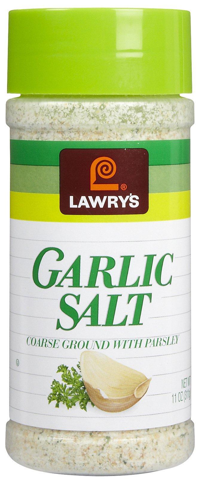 Lawry's Garlic Salt with Parsley, 311 grams